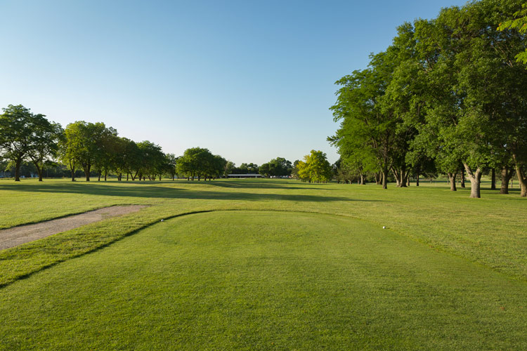 Albion Country Club Golf Course