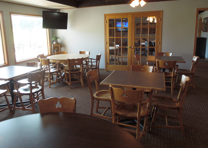 Albion Country Club Dining